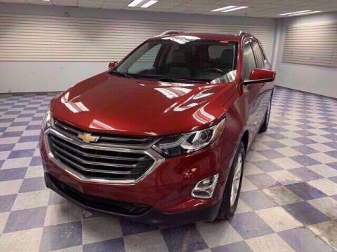 2018 Chevrolet Equinox for sale at Mirak Hyundai in Arlington MA