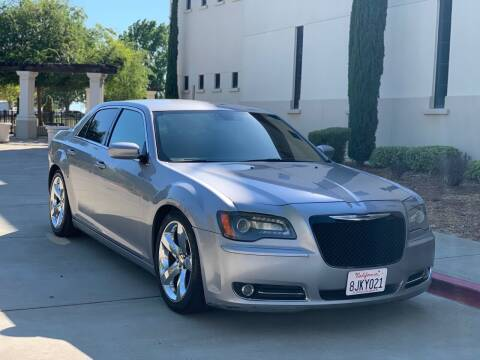 2013 Chrysler 300 for sale at Auto King in Roseville CA
