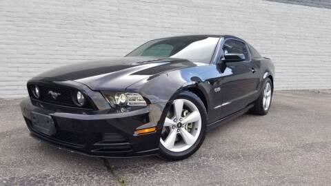 2014 Ford Mustang for sale at LA Motors LLC in Denver CO