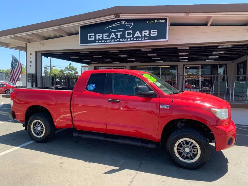 2011 Toyota Tundra for sale at Great Cars in Sacramento CA