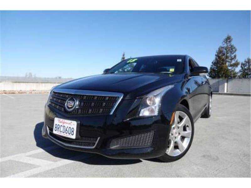 2013 Cadillac ATS for sale at BAY AREA CAR SALES in San Jose CA