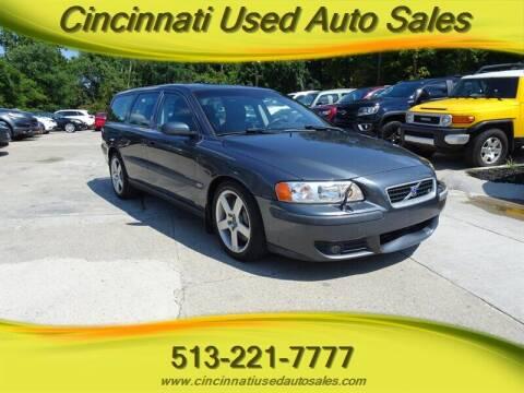 2004 Volvo V70 R for sale at Cincinnati Used Auto Sales in Cincinnati OH