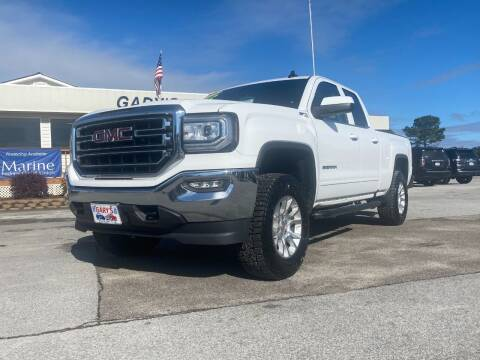 2016 GMC Sierra 1500 for sale at Gary's Auto Sales in Sneads NC