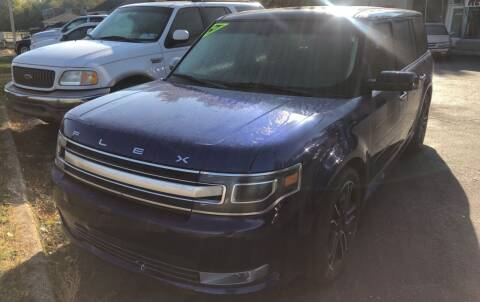 2013 Ford Flex for sale at Right Place Auto Sales in Indianapolis IN