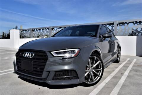 2017 Audi S3 for sale at Dino Motors in San Jose CA