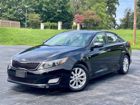 2014 Kia Optima for sale at Sebar Inc. in Greensboro NC