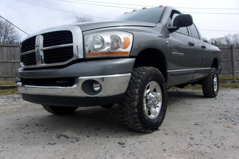 2006 Dodge Ram Pickup 2500 for sale at JEFF MILLENNIUM USED CARS in Canton OH