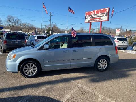2013 Chrysler Town and Country for sale at Christy Motors in Crystal MN