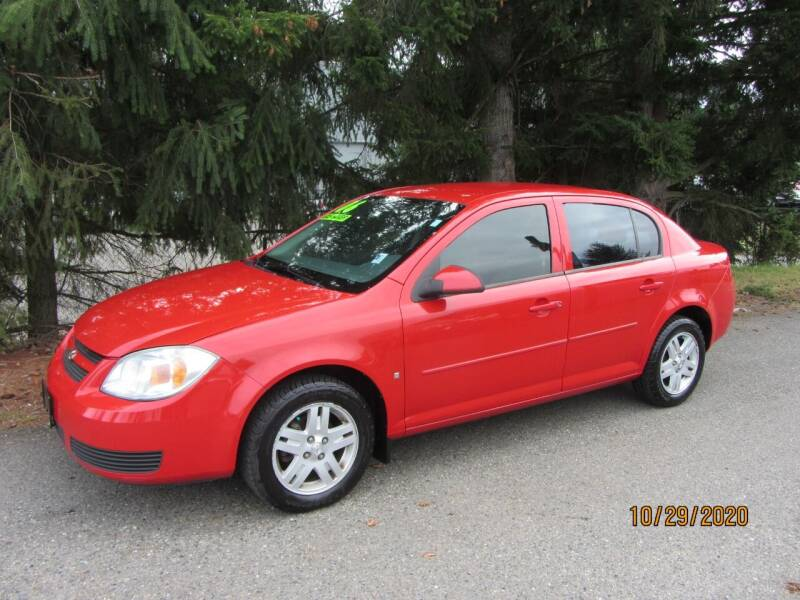 2006 Chevrolet Cobalt for sale at B & C Northwest Auto Sales in Olympia WA