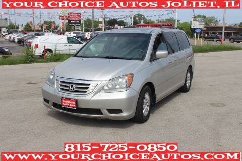2008 Honda Odyssey for sale at Your Choice Autos - Joliet in Joliet IL