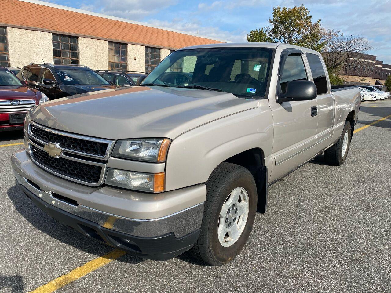 Used 2006 Chevrolet Silverado 1500 For Sale Carsforsale Com