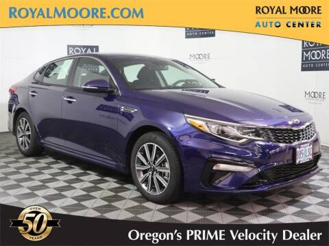 2019 Kia Optima for sale at Royal Moore Custom Finance in Hillsboro OR