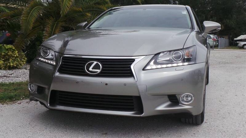 2015 Lexus GS 350 for sale at Southwest Florida Auto in Fort Myers FL
