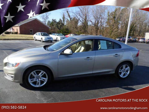 2015 Volvo S60 for sale at Carolina Motors at the Rock in Rockingham NC