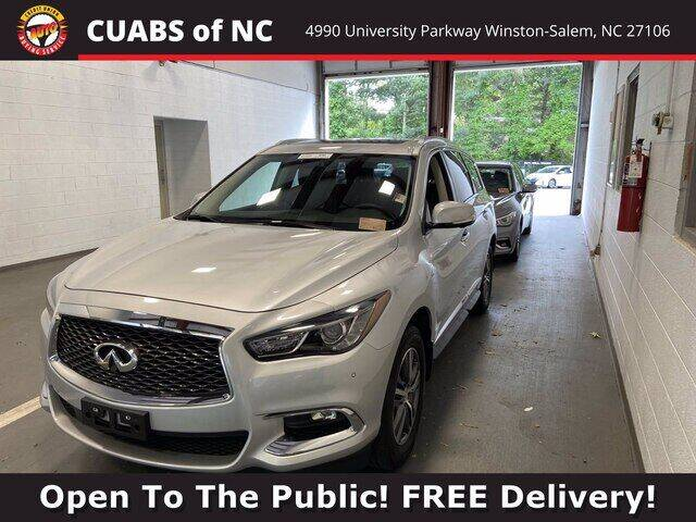 2018 Infiniti QX60 for sale at Summit Credit Union Auto Buying Service in Winston Salem NC