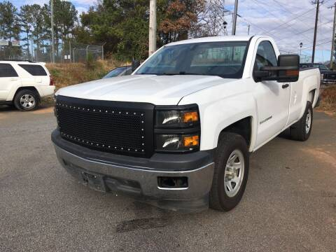2015 Chevrolet Silverado 1500 for sale at Georgia Car Shop in Marietta GA