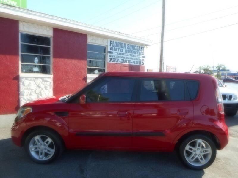 2010 Kia Soul for sale at Florida Suncoast Auto Brokers in Palm Harbor FL