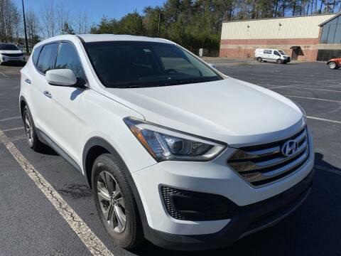 2016 Hyundai Santa Fe Sport for sale at CU Carfinders in Norcross GA