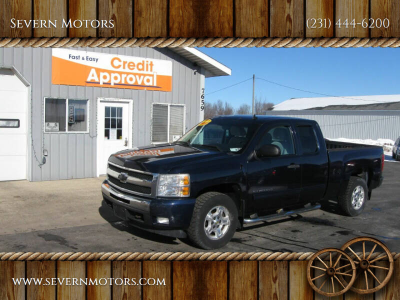 2009 Chevrolet Silverado 1500 for sale at Severn Motors in Cadillac MI