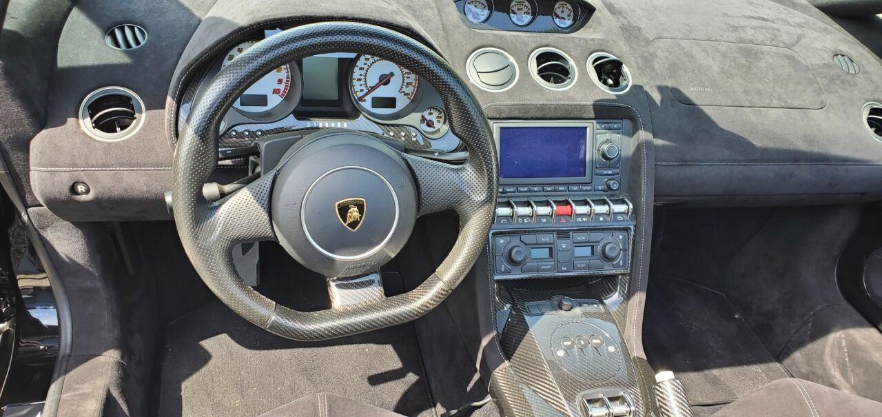 2012 Lamborghini Gallardo 10
