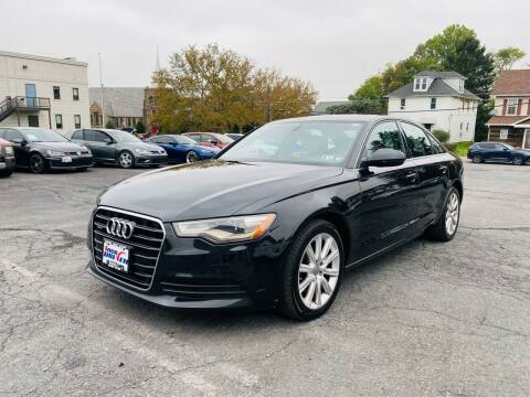 2013 Audi A6 for sale at 1NCE DRIVEN in Easton PA