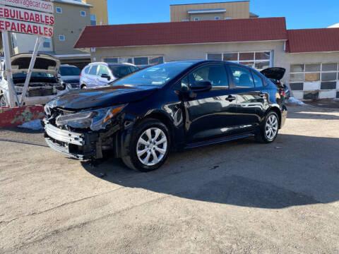 2020 Toyota Corolla for sale at ELITE MOTOR CARS OF MIAMI in Miami FL