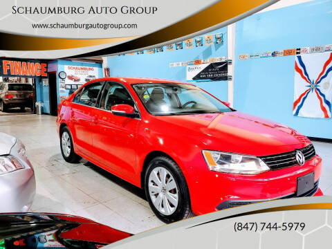 2013 Volkswagen Jetta for sale at Schaumburg Auto Group in Schaumburg IL
