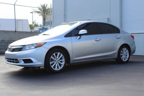 2012 Honda Civic for sale at Autos Direct in Costa Mesa CA