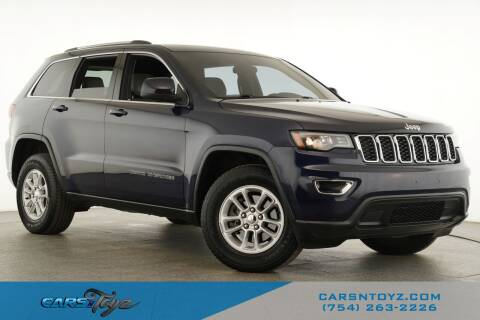 2018 Jeep Grand Cherokee for sale at JumboAutoGroup.com - Carsntoyz.com in Hollywood FL