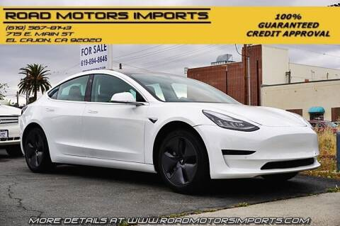 2020 Tesla Model 3 for sale at Road Motors Imports in El Cajon CA