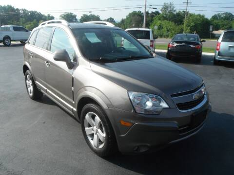 2012 Chevrolet Captiva Sport for sale at Morelock Motors INC in Maryville TN