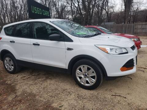 2013 Ford Escape for sale at Northwoods Auto & Truck Sales in Machesney Park IL