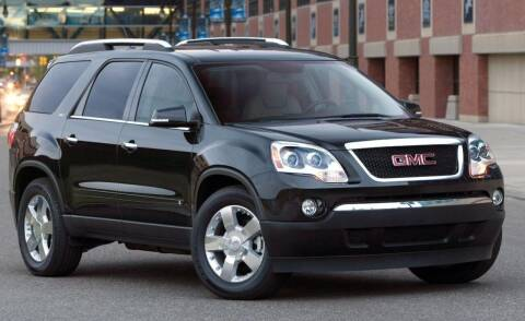 2009 GMC Acadia for sale at Best Auto & tires inc in Milwaukee WI