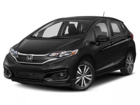 2019 Honda Fit for sale at STG Auto Group in Montclair CA