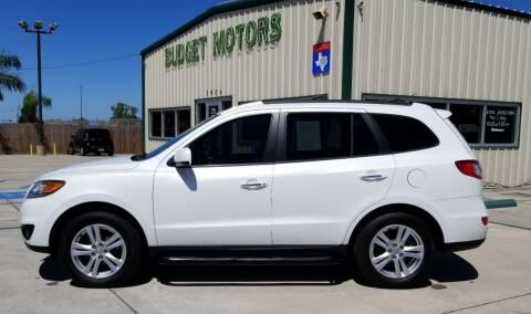 2012 Hyundai Santa Fe for sale at Budget Motors in Aransas Pass TX