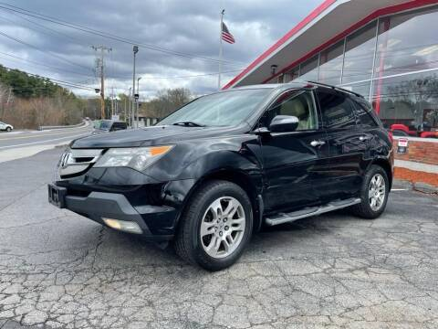2007 Acura MDX for sale at USA Motor Sport inc in Marlborough MA