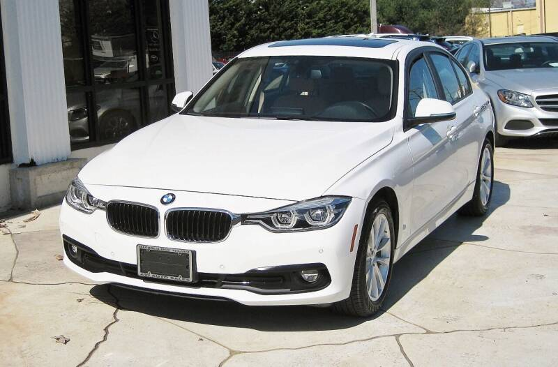 2018 BMW 3 Series for sale at Avi Auto Sales Inc in Magnolia NJ