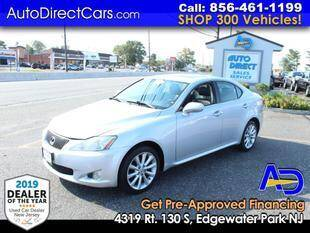 2009 Lexus IS 250 for sale at Auto Direct Trucks.com in Edgewater Park NJ