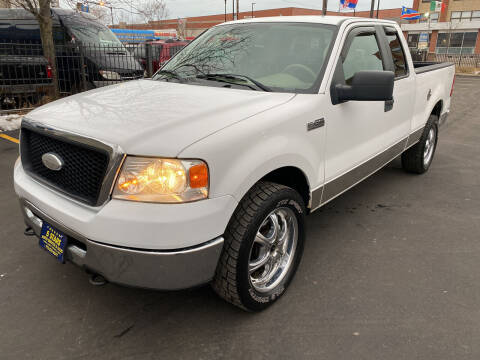 2007 Ford F-150 for sale at 5 Stars Auto Service and Sales in Chicago IL