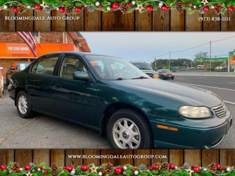 1998 Chevrolet Malibu for sale at Bloomingdale Auto Group in Bloomingdale NJ