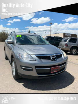 2009 Mazda CX-9 for sale at Quality Auto City Inc. in Laramie WY
