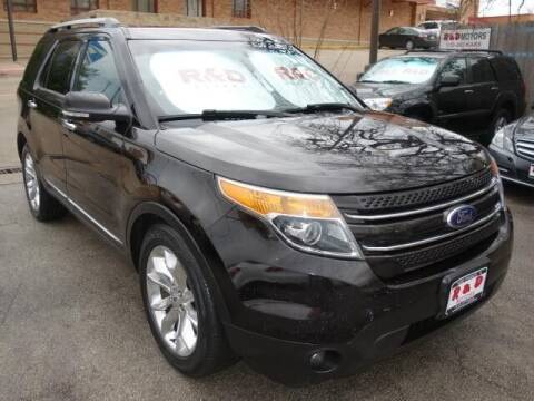 2014 Ford Explorer for sale at R & D Motors in Austin TX