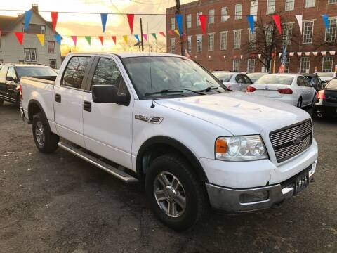 2005 Ford F-150 for sale at Best Cars R Us in Plainfield NJ