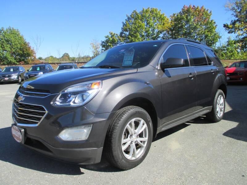 2016 Chevrolet Equinox for sale at Percy Bailey Auto Sales Inc in Gardiner ME