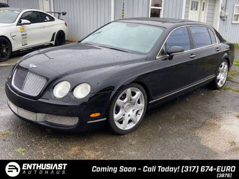 2006 Bentley Continental for sale at Enthusiast Autohaus in Sheridan IN