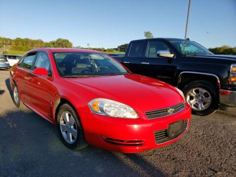 2009 Chevrolet Impala for sale at Apple Auto Sales Inc in Camillus NY