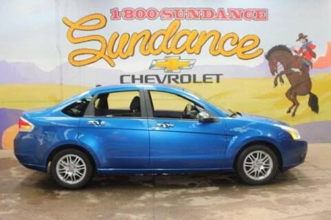 2010 Ford Focus for sale at Sundance Chevrolet in Grand Ledge MI