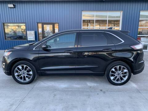 2015 Ford Edge for sale at Twin City Motors in Grand Forks ND