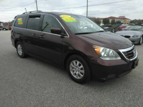 2008 Honda Odyssey for sale at Kelly & Kelly Supermarket of Cars in Fayetteville NC