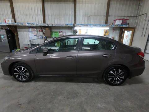 2013 Honda Civic for sale at Alpha Auto - Mitchell in Mitchel SD
